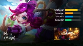 Build Item Nana Paling Kuat Di Mobile Legends